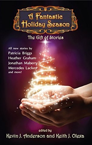 Download free pdf A Fantastic Holiday Season: Volume 2 &#8211; The Gift of Stories  <small>(Krewe of Hunters #14.2 &#8211; Santa&#8217;s Mortuary)</small>