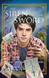The Siren and the Sword  <small>(Magic University #1)</small> torrent downlaod