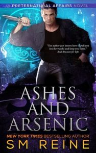 Ashes and Arsenic  <small>(Preternatural Affairs #6)</small> torrent downlaod