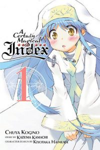 A Certain Magical Index, Vol. 1  <small>(A Certain Magical Index #1)</small> torrent downlaod