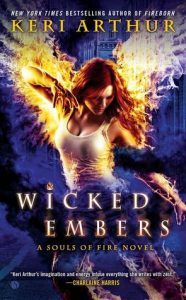 Wicked Embers  <small>(Souls of Fire #2)</small> torrent downlaod