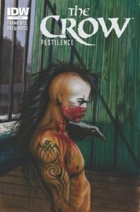 The Crow: Pestilence #2 torrent downlaod