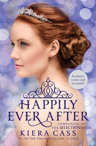 Download free pdf Happily Ever After  <small>(The Selection 0.4, 0.5, 2.5, 2.6)</small>