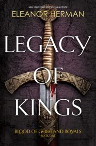 Legacy of Kings  <small>(Blood of Gods and Royals #1)</small> torrent downlaod
