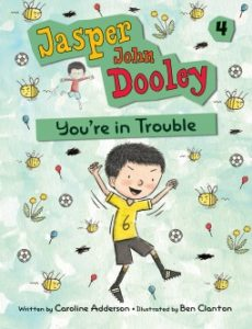 Jasper John Dooley: You're in Trouble  <small>(Jasper John Dooley #4)</small> torrent downlaod