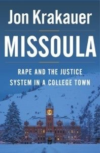 Missoula: Rape and the Justice System in a College Town torrent downlaod
