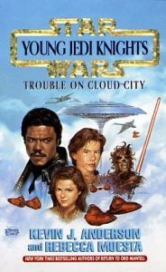 Trouble on Cloud City  <small>(Star Wars: Young Jedi Knights #13)</small> torrent downlaod