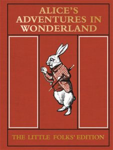 Alice's Adventures in Wonderland: The Little Folks' Edition  <small>(Alice's Adventures in Wonderland #1)</small> torrent downlaod