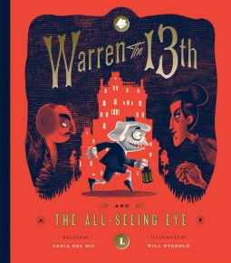 Download free pdf Warren the 13th and The All-Seeing Eye  <small>(Warren the 13th #1)</small>