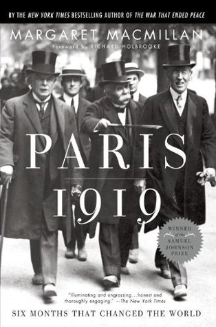 Download free pdf Paris 1919: Six Months That Changed the World