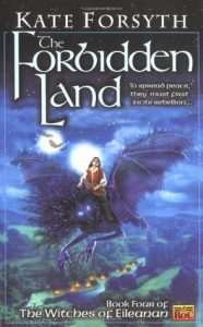 The Forbidden Land  <small>(The Witches of Eileanan #4)</small> torrent downlaod