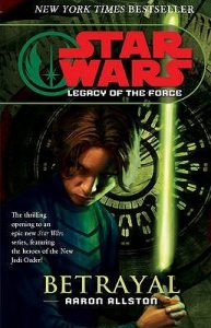 Betrayal  <small>(Star Wars: Legacy of the Force #1)</small> torrent downlaod