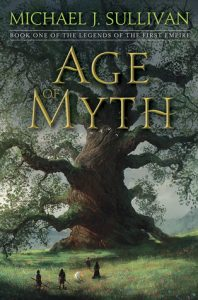 Age of Myth  <small>(The Legends of the First Empire #1)</small> torrent downlaod