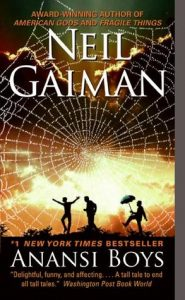 Anansi Boys  <small>(American Gods #2)</small> torrent downlaod