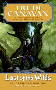 Last of the Wilds  <small>(Age of the Five #2)</small> torrent downlaod