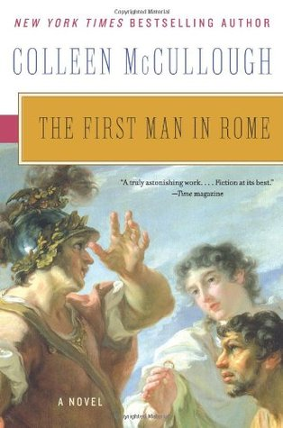 Download free pdf The First Man in Rome  <small>(Masters of Rome #1)</small>