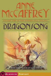 Dragonsong  <small>(Harper Hall of Pern #1)</small> torrent downlaod