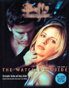 Buffy the Vampire Slayer: The Watcher's Guide, Volume 1  <small>(Buffy the Vampire Slayer: The Watcher's Guide #1)</small> torrent downlaod
