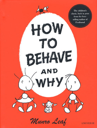 Download free pdf How to Behave and Why