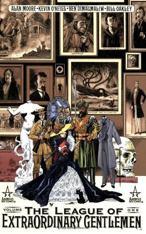 Download free pdf The League of Extraordinary Gentlemen, Vol. 1  <small>(The League of Extraordinary Gentlemen #1)</small>