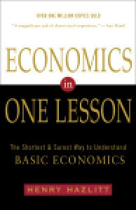 Economics in One Lesson: The Shortest & Surest Way to Understand Basic Economics torrent downlaod