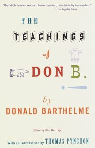 The Teachings of Don B. torrent downlaod