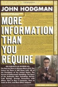 More Information Than You Require  <small>(Complete World Knowledge #2)</small> torrent downlaod