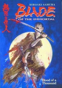 Blade of the Immortal, Volume 1: Blood of a Thousand  <small>(Blade of the Immortal (US) #1)</small> torrent downlaod