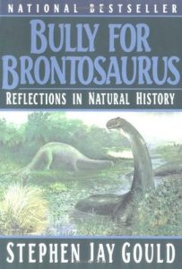 Bully for Brontosaurus: Reflections in Natural History  <small>(Reflections in Natural History #5)</small> torrent downlaod