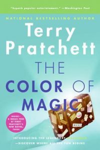 The Color of Magic  <small>(Discworld #1)</small> torrent downlaod