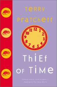 Thief of Time  <small>(Discworld #26)</small> torrent downlaod