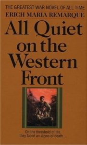 All Quiet on the Western Front  <small>(All Quiet on the Western Front/The Road Back/Three Comrades #1)</small> torrent downlaod