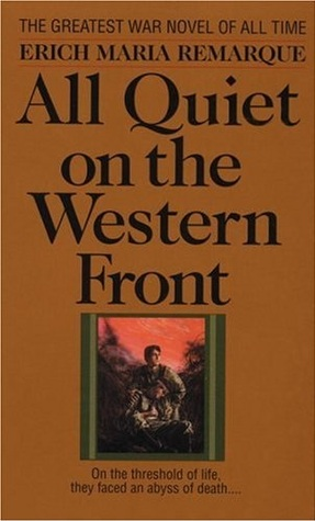 Download free pdf All Quiet on the Western Front  <small>(All Quiet on the Western Front/The Road Back/Three Comrades #1)</small>