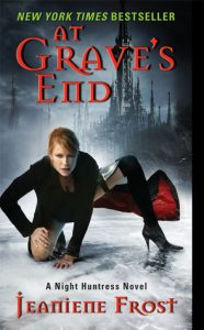 At Grave's End  <small>(Night Huntress #3)</small> torrent downlaod