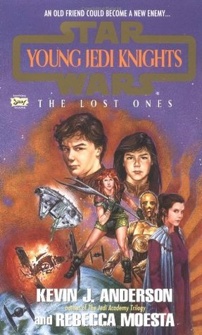 Download free pdf The Lost Ones  <small>(Star Wars: Young Jedi Knights #3)</small>