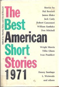 The Best American Short Stories 1971  <small>(The Best American Short Stories)</small> torrent downlaod