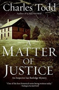 A Matter of Justice  <small>(Inspector Ian Rutledge #11)</small> torrent downlaod