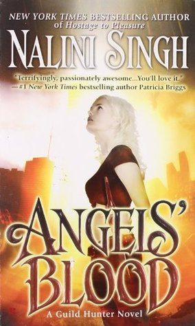 Download free pdf Angels' Blood  <small>(Guild Hunter #1)</small>