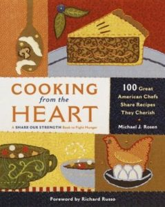 Cooking from the Heart : 100 Great American Chefs Share Recipes They Cherish torrent downlaod