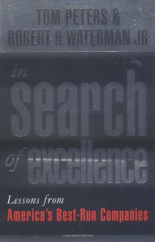 Download free pdf In Search of Excellence: Lessons from America's Best-Run Companies