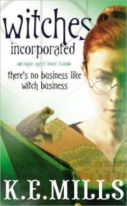 Witches Incorporated  <small>(Rogue Agent #2)</small> torrent downlaod