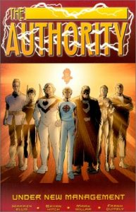 The Authority, Vol. 2: Under New Management  <small>(The Authority #2)</small> torrent downlaod