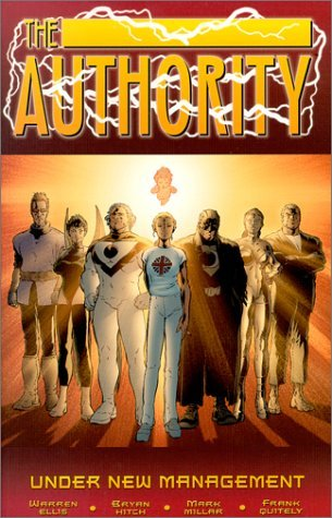 Download free pdf The Authority, Vol. 2: Under New Management  <small>(The Authority #2)</small>