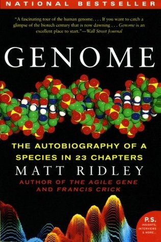 Download free pdf Genome: the Autobiography of a Species in 23 Chapters