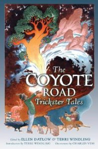 The Coyote Road: Trickster Tales  <small>(Mythic Fiction #3)</small> torrent downlaod