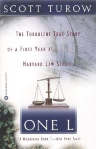One L: The Turbulent True Story of a First Year at Harvard Law School torrent downlaod