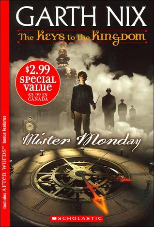 Download free pdf Mister Monday  <small>(The Keys to the Kingdom #1)</small>