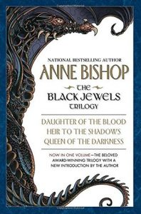 The Black Jewels Trilogy: Daughter of the Blood, Heir to the Shadows, Queen of the Darkness  <small>(The Black Jewels #1-3)</small> torrent downlaod