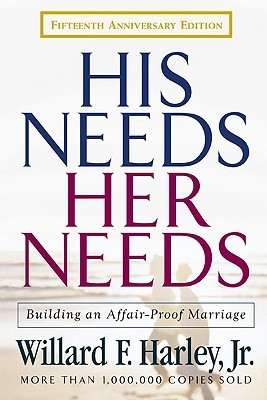 Download free pdf His Needs, Her Needs: Building an Affair-Proof Marriage