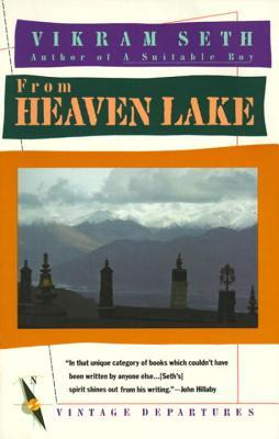 Download free pdf From Heaven Lake: Travels Through Sinkiang and Tibet